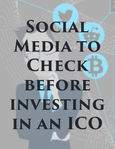 Social Media to Check before investing in an ICO