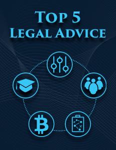 Top 5 Legal Advice