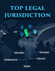 Top Legal Jurisdiction