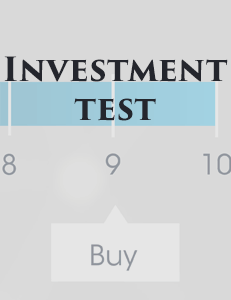 Investor Test
