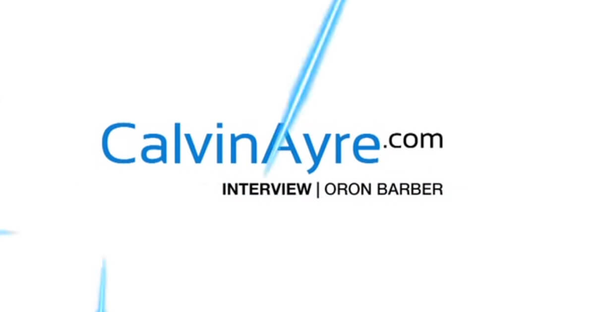 CA.com Interview: Oron Barber on Bitcoin online marketing agency Coinpoint