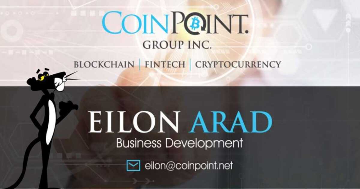 CoinPoint at Asean Gamming Summit by Eilon Arad, 2018