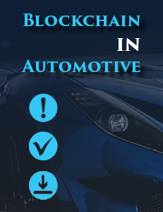 Blockchain in Automotive