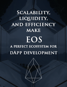 EOS a Perfect Ecosystem
