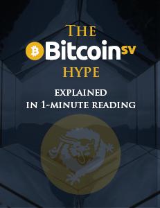 The BitcoinSV HYPE